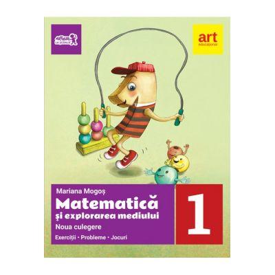 Matematica si explorarea mediului-Culegere pentru clasa I