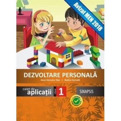 Dezvoltare personala-Caiet de aplicatii pentru clasa I
