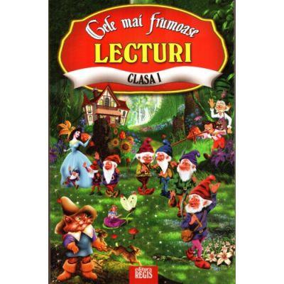 Cele mai frumoase lecturi-Clasa I