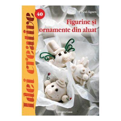 Idei creative 40 - Figurine si ornamente din aluat