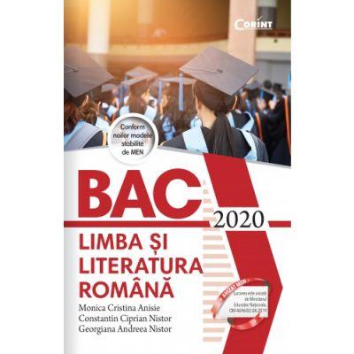 BAC 2020-Limba si literatura romana