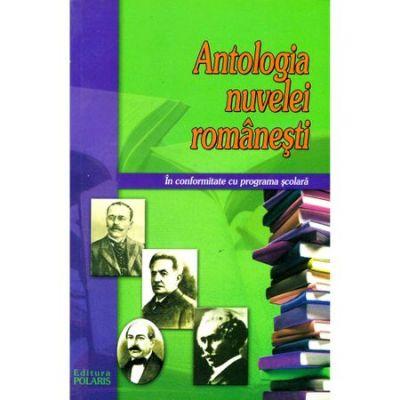 Antologia nuvelei romanesti