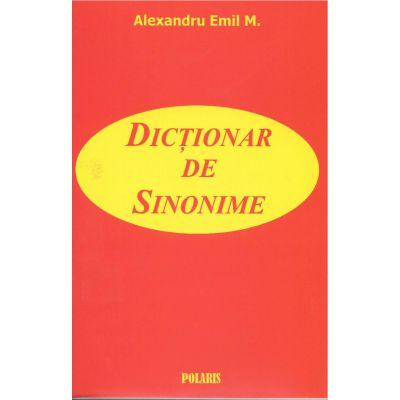 Dictionar de sinonime - pentru uz scolar