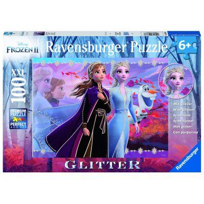 Frozen II - Elsa & Anna (100 piese)