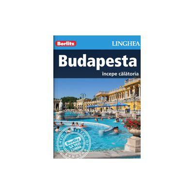 Budapesta - Ghid de calatorie Berlitz