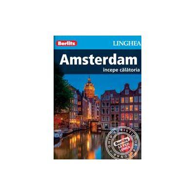 Amsterdam - Ghid de calatorie Berlitz