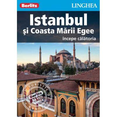 Istanbul si Coasta Marii Egee - Ghid de calatorie Berlitz