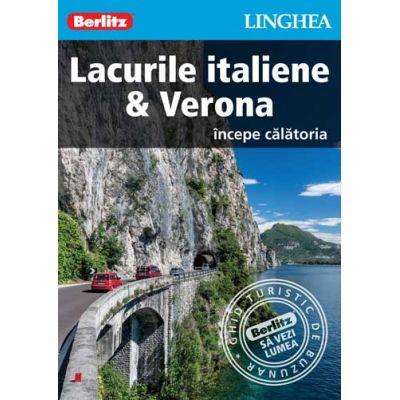 Lacurile italiene & Verona - Ghid de calatorie Berlitz