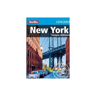 New York - Ghid de calatorie Berlitz