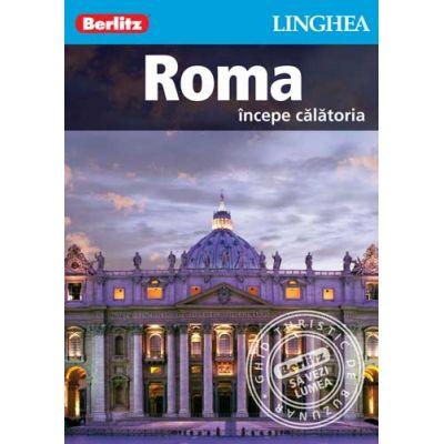 Roma - Ghid de calatorie Berlitz