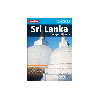Sri Lanka - Ghid de calatorie Berlitz