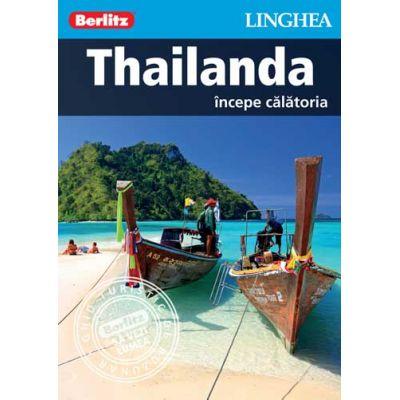 Thailanda - Ghid de calatorie Berlitz