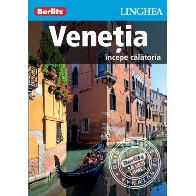 Venetia - Ghid de calatorie Berlitz