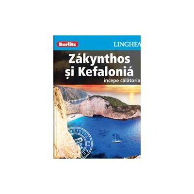 Zakynthos si Kefalonia - Ghid de calatorie Berlitz