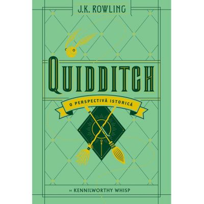 Quidditch | O perspectiva istorica - J. K. Rowling