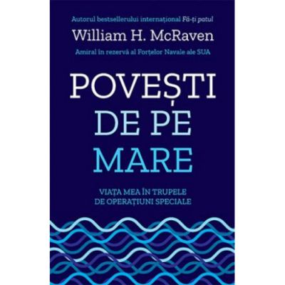 Povesti de pe mare - William H. McRaven