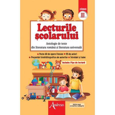 Lecturile scolarului - Clasa III