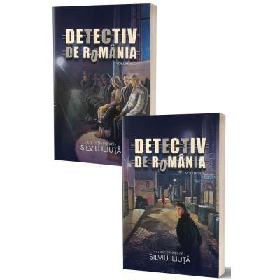 Detectiv de Romania (vol. 1+2) - Silviu Iliuta