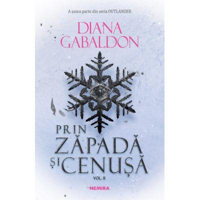 Prin zapada si cenusa vol. 2 ( Seria Outlander) - Diana Gabaldon
