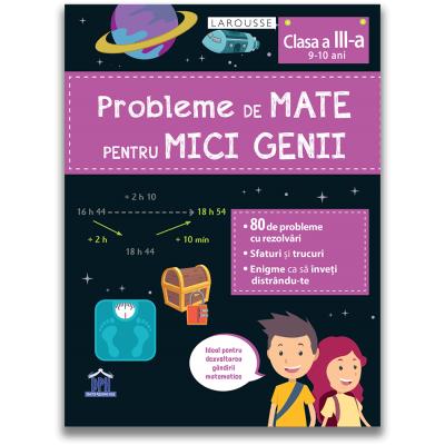 Probleme de mate pentru mici genii - Clasa III