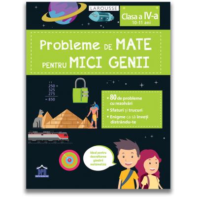 Probleme de mate pentru mici genii - Clasa IV