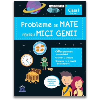 Probleme de mate pentru mici genii - Clasa I