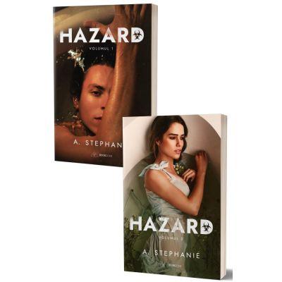 Hazard (vol. 1+2) - A. Stephanie