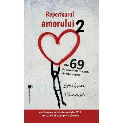 Repertoarul amorului vol. 2 - Stelian Tanase