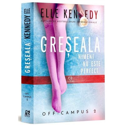 Greseala - Elle Kennedy