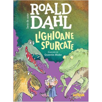 Lighioane spurcate - Roald Dahl