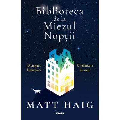 Biblioteca de la miezul noptii - Matt Haig