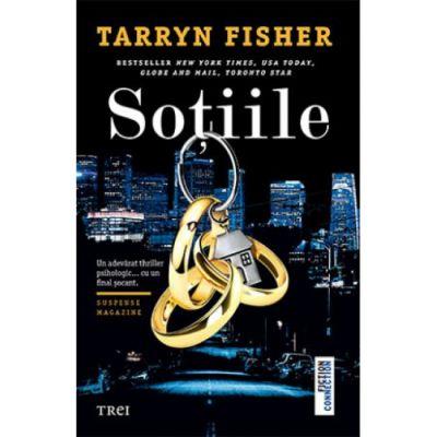 Sotiile - Tarryn Fisher