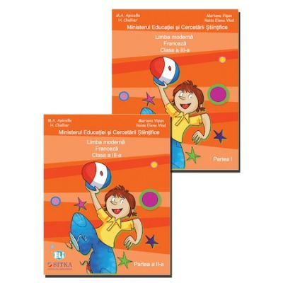 Limba Franceza - Manual pentru clasa III